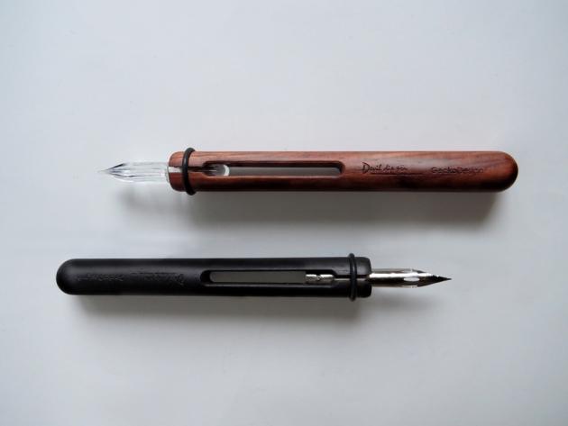 GeckoDesign 和諧之筆 x 默契墨水瓶(圓) 手工製文具組 5