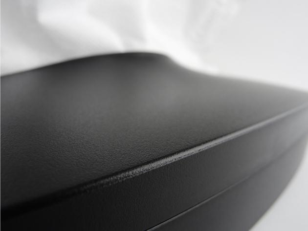 Flexible Tissue Box - Starry Black 8