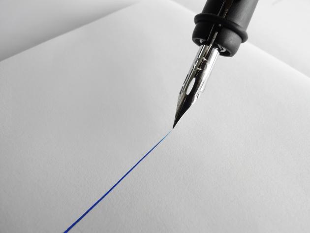 日本Zebra斑馬 沾水筆筆尖-G尖普通版 (單支) 3