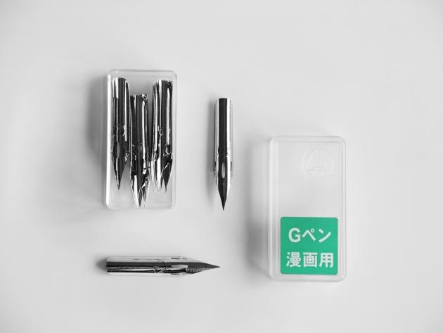 日本Zebra斑馬 沾水筆筆尖-G尖普通版 (單支) 7