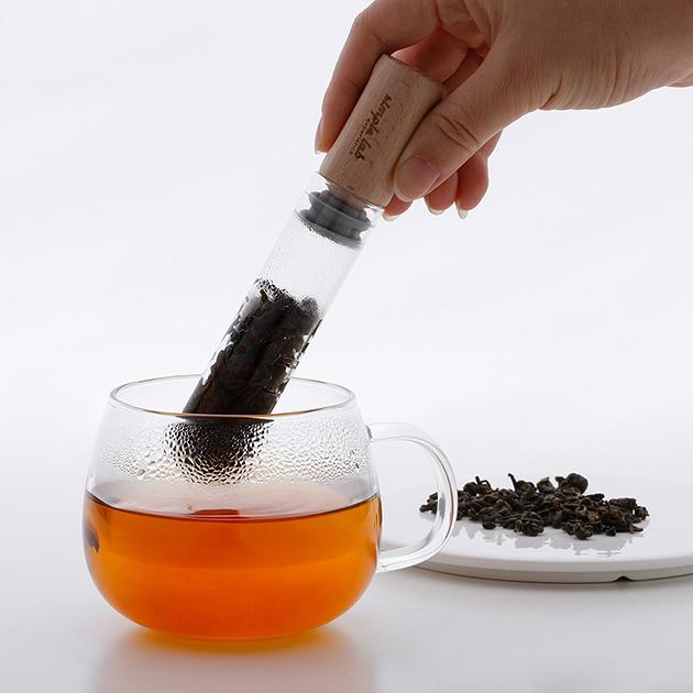 simple lab ELIXIR 試管泡茶器M 2