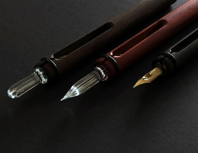 GeckoDesign 和諧之筆-文具零件_玻璃筆頭 2