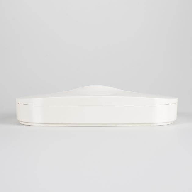 Flexible Tissue Box - Vanilla White 4