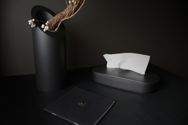GeckoDesign 伸縮面紙盒-單色款 7