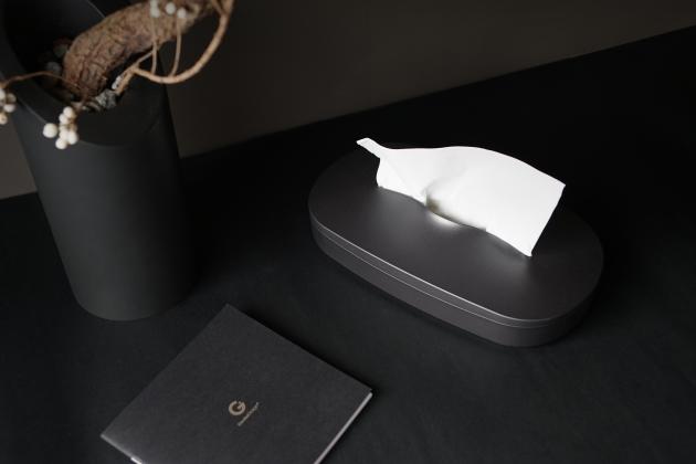 GeckoDesign 伸縮面紙盒-單色款 8