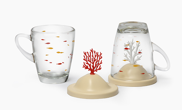 QUALY 珊瑚杯 (2色) 3