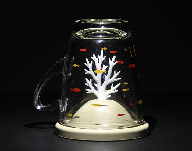 QUALY 珊瑚杯 (2色) 6