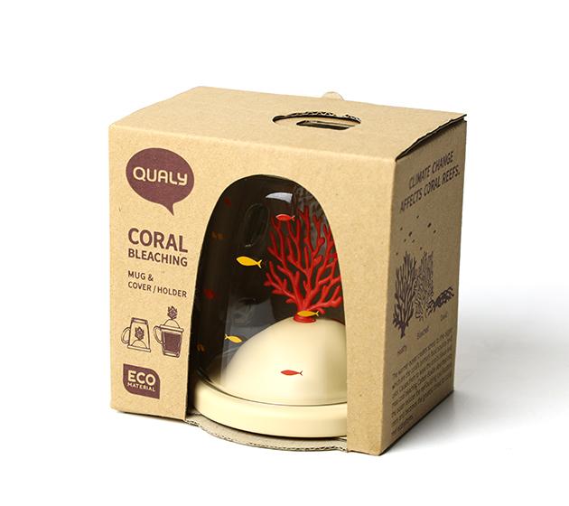 QUALY 珊瑚杯 (2色) 10