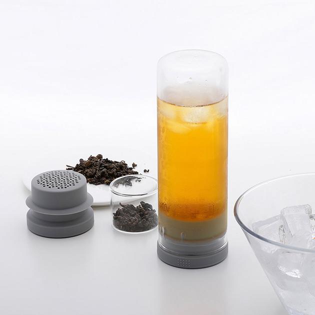 simple lab TUBO 氣壓式泡茶壺 1