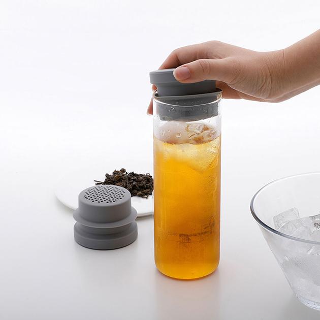 simple lab TUBO 氣壓式泡茶壺 3