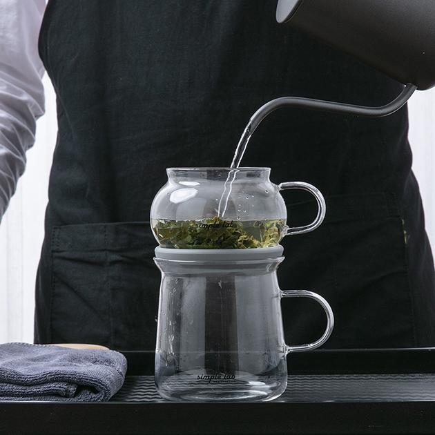 simple lab AIRO 氣壓式茶具組 4