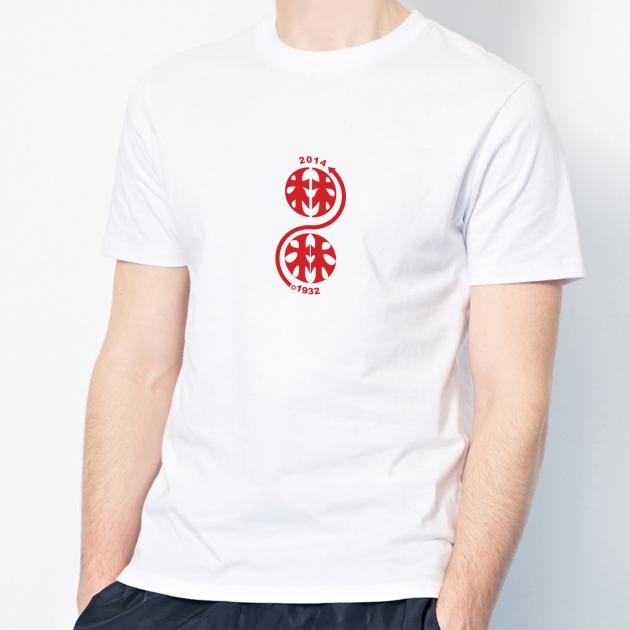 林百貨日本指針款式紀念T恤 (男女適用版) 白/黑 5