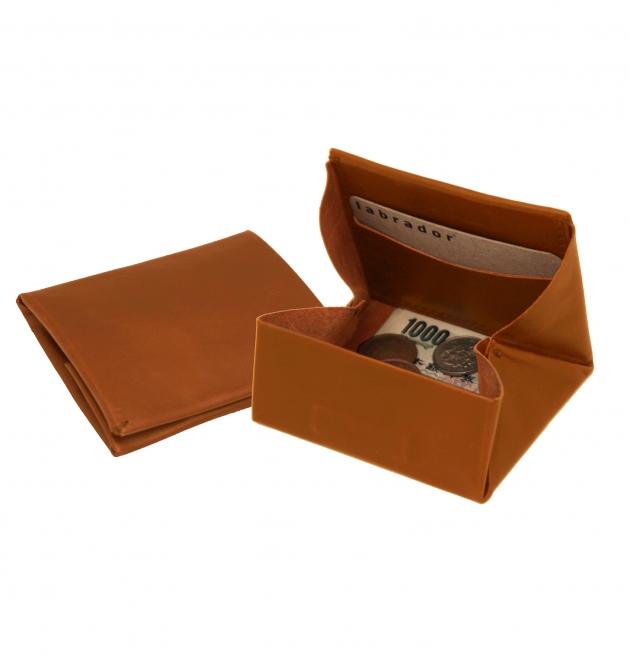 labrador 摺疊零錢包 (3色) 1