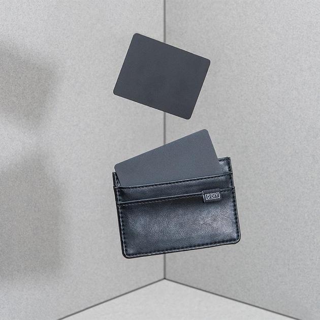 DOIY 紳士系列-皮革配件-卡夾 (2色) 9