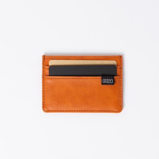 DOIY 紳士系列-皮革配件-卡夾 (2色) 3