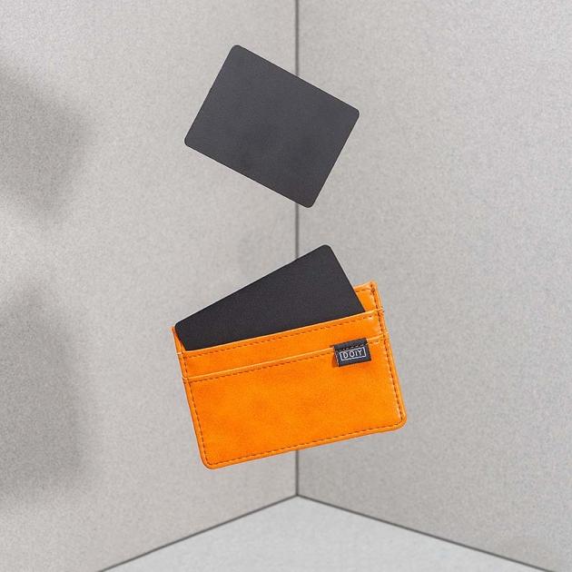 DOIY 紳士系列-皮革配件-卡夾 (2色) 8