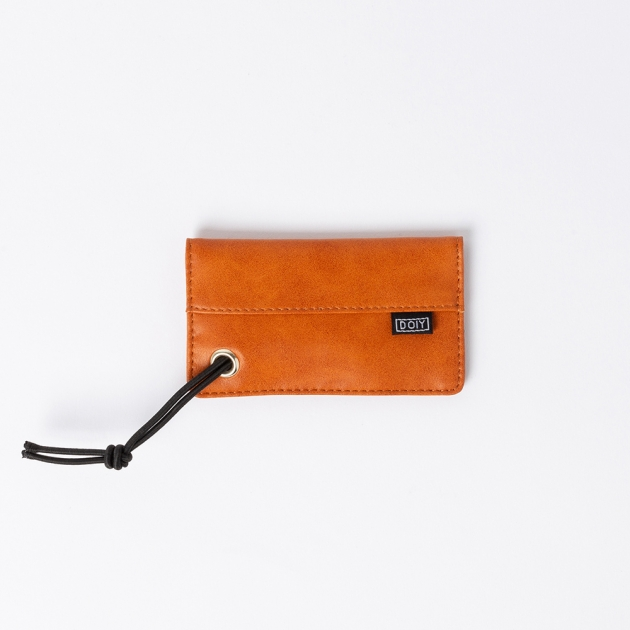 DOIY 紳士系列-皮革配件-鑰匙包 (2色) 1