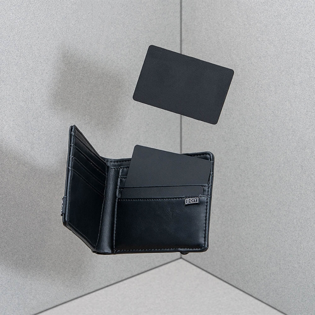 DOIY 紳士系列-皮革配件-短夾 (2色) 9