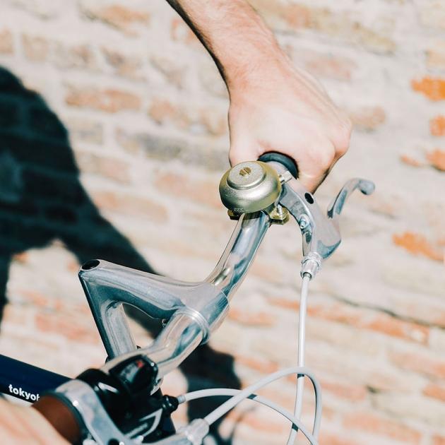 DOIY 紳士系列-金屬配件-自行車鈴 5