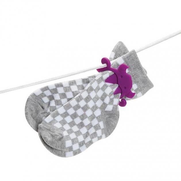 OTOTO 小襪獸-襪子夾 2