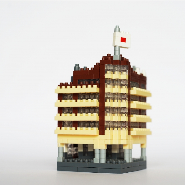 Hayashi Department Store Building Blocks 2