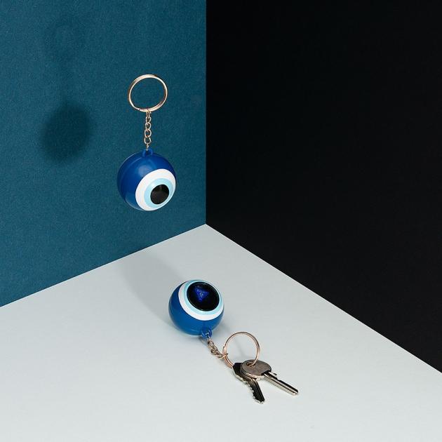 DOIY 命運眼球-鑰匙圈 5