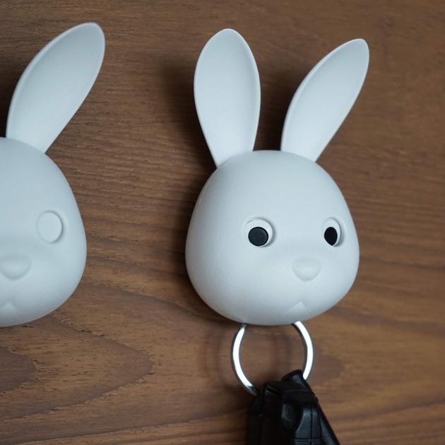 QUALY 邦妮兔-鑰匙圈 4