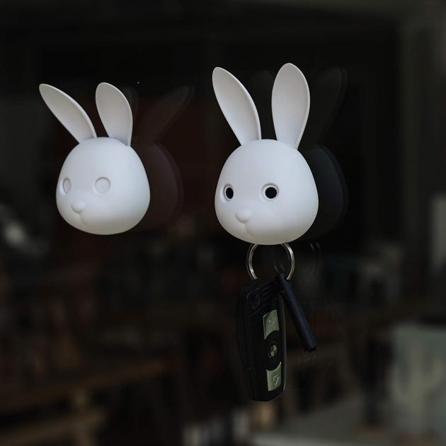 QUALY 邦妮兔-鑰匙圈 6