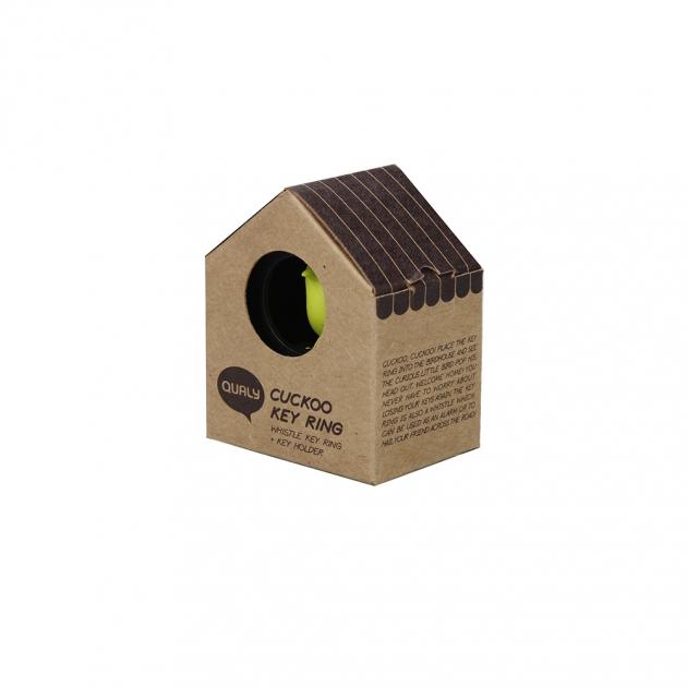 QUALY 枝上雀兒-哨匙圈 (4色) 5