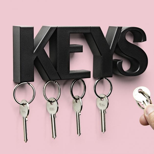 QUALY KEYS 鑰匙收納架 (3色) 8