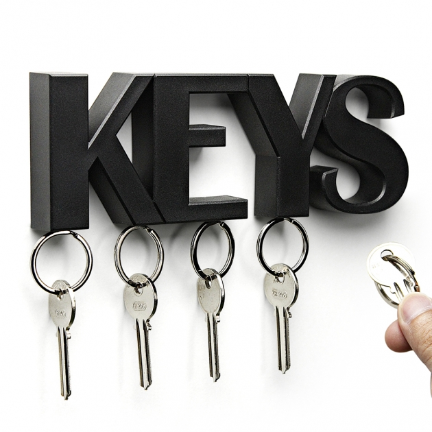 QUALY KEYS 鑰匙收納架 (3色) 2