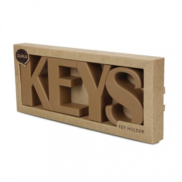 QUALY KEYS 鑰匙收納架 (3色) 4