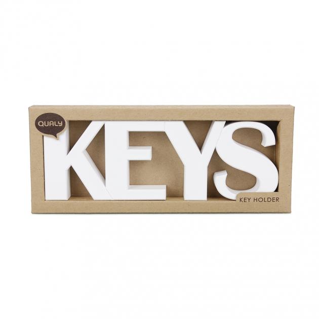 QUALY KEYS 鑰匙收納架 (3色) 6
