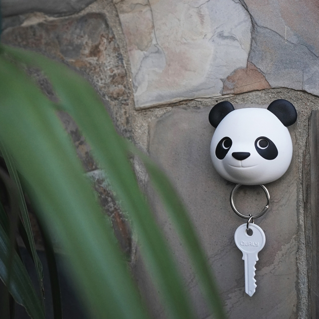QUALY 熊貓鑰匙圈 5