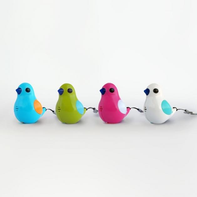 aRea+ 啾啾神探-鑰匙圈 (4色) 1