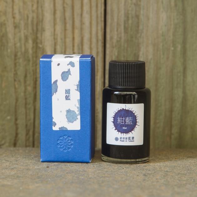藍濃道具屋 Lennon Tool Bar-藍染色系墨水 9