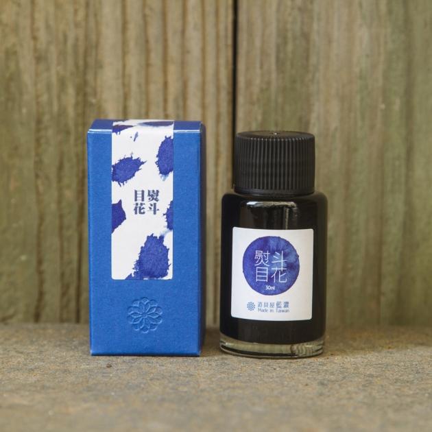 藍濃道具屋 Lennon Tool Bar-藍染色系墨水 5