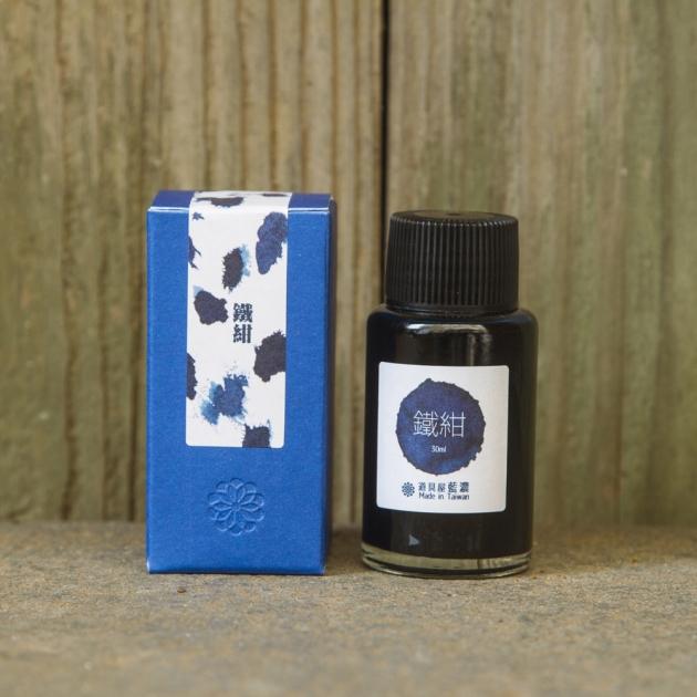藍濃道具屋 Lennon Tool Bar-藍染色系墨水 6