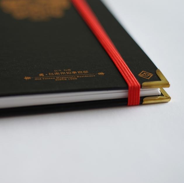 台南州知事官邸限定商品 筆記本 (台灣古蹟建築紀念品) 3