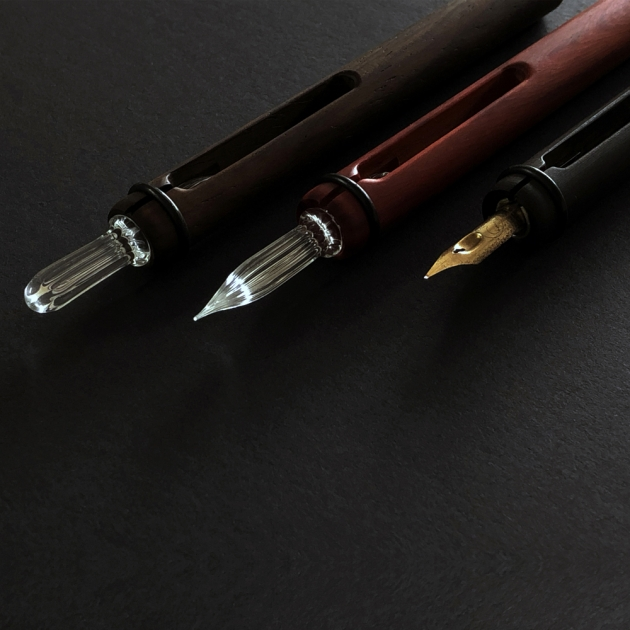 Devil Dip Pen-African Ebony 4