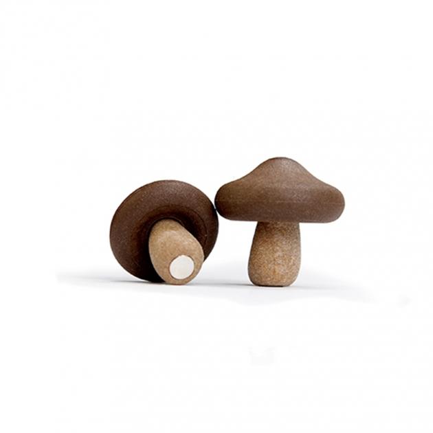 QUALY 森林菇菇-磁鐵 3