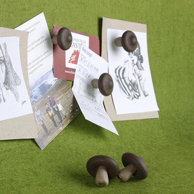 QUALY 森林菇菇-磁鐵 5