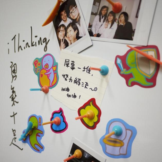 iThinking 磁鐵組 (2款) 6