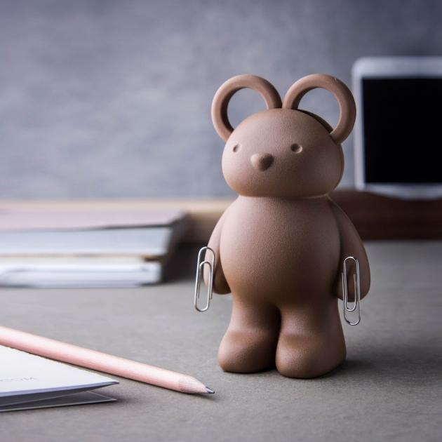 QUALY 泰迪小熊-剪刀組 (2色) 10