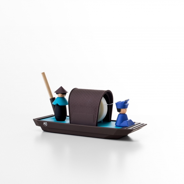 iThinking 舢舨船文具組 (4色) 3