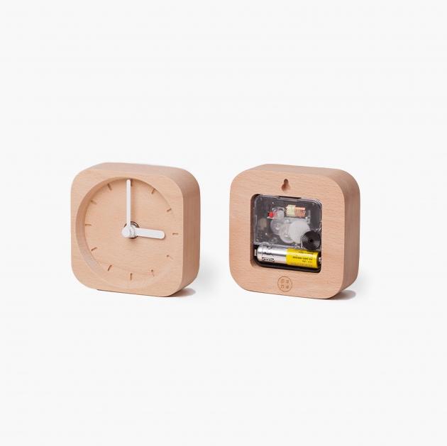 pana objects  純粹時鐘 (白針) 1