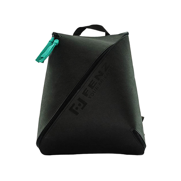 FENZ Fiber Paper Backpack - Black 1