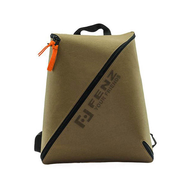 FENZ Fiber paper backpack - Brown 1