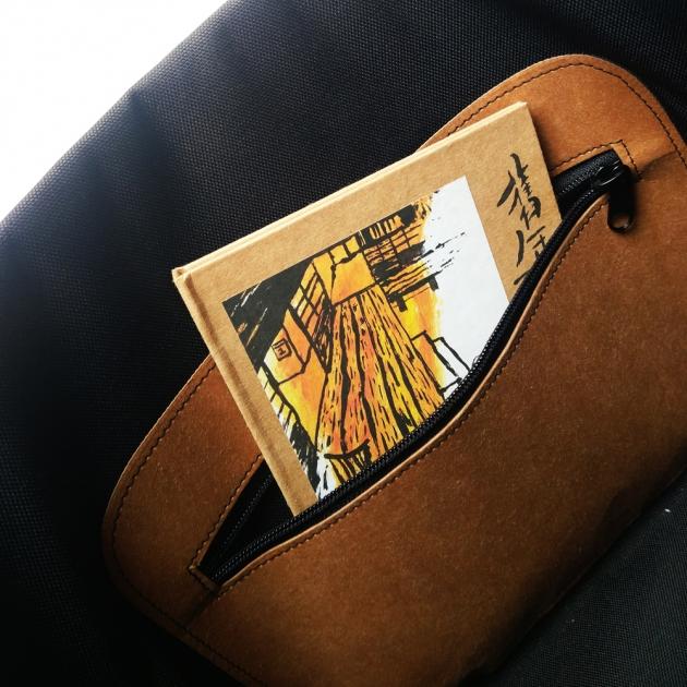FENZ Fiber Paper Side Pack - Brown 5