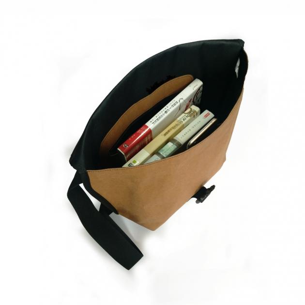 FENZ Fiber Paper Side Pack - Brown 3